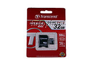 "MicroSD Transcend 32GB ""ОРИГИНАЛ"" - Premium"