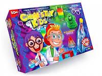 Набір для дослідів з хімії chemistry kids укр