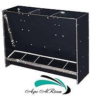 Кормовой автомат AP5W для свиней до 45 кг (односторонний, на 50 голов)