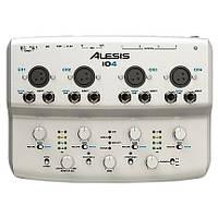 USB аудиоинтерфейс Alesis IO4