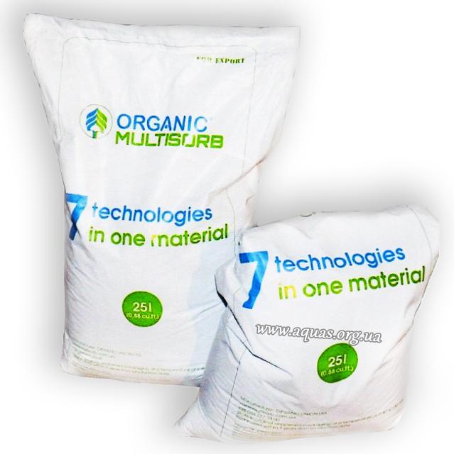 Комплексная фильтрующая загрузка Organic Multisorb (25 л)