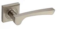 Дверная ручка Gamet Lacrima кварцованый никель