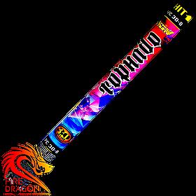 Римська свічка Торнадо, кількість пострілів: 8, калібр: 30 мм