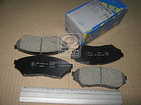 Колодка тормозной (Производство MK Kashiyama) D6089, ACHZX