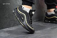 Кроссовки Nike Air Max 97 мужские кроссовки черные с серым