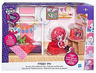 Игровой набор Спальня Пинки Пай Минис Пижамная Вечеринка Моя Маленькая Пони Май Литл Пони My Little Pony Pinki