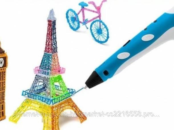 """ручка 3D ручка c LCD дисплеем 3D Pen-2 - Интернет-магазин """"Hozmarket.od.ua"""" в Одессе"""