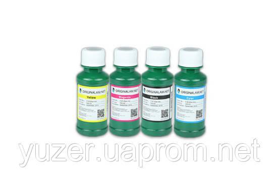 Комплект чернил ORIGINALAM.NET для фотопечати на Epson 100 мл (4 цвета)