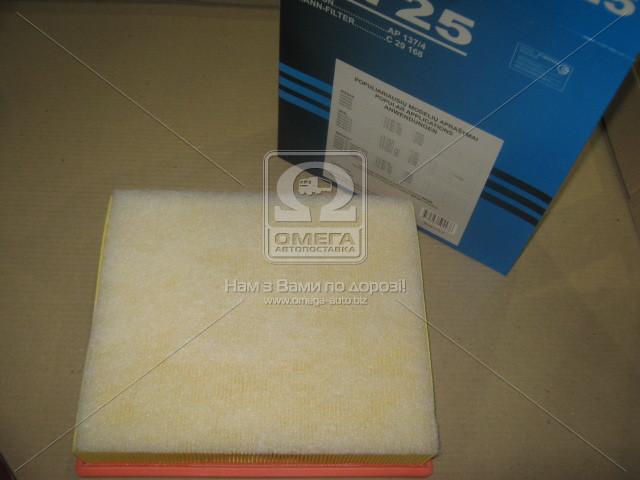 Фильтр воздушный RENAULT MASTER (производство M-filter) (арт. K725), AAHZX