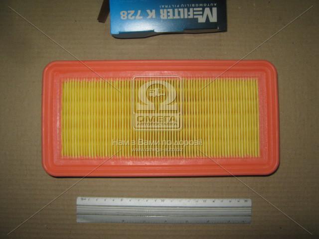 Фильтр воздушный HYUNDAI GETZ (производство M-filter) (арт. K728)