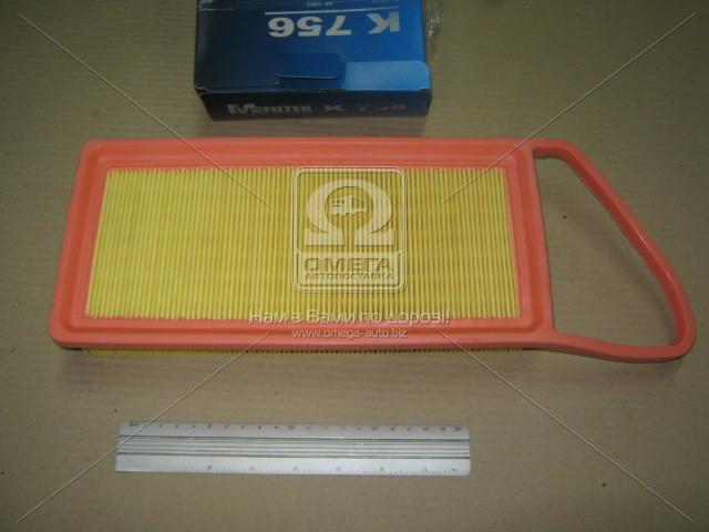 Фильтр воздушный CITROEN, PEUGEOT (производство M-filter) (арт. K756), AAHZX