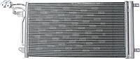 Радиатор кондиционера Ауди AUDI A1 (8X1, 8XF) 1.2TFSI 1.4TFSI 1.6TDI 2.0TDI (2010-)