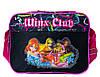 """Детская сумка """"Winx Club"""" 62803-А Черный (18x25x10 см.) купить оптом со склада"""