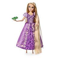 Disney Принцессы Диснея Рапунцель с питомцем Паскалем Rapunzel Classic Doll with Pascal Figure