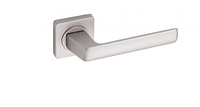 Дверная ручка Gamet Cascada сатиновый никель