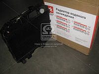 Радиатор водяного охлаждения УАЗ (3-х рядн) медный  3741-1301010-01С