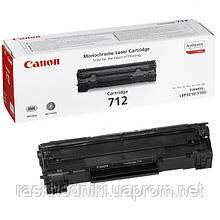 Картридж тонерный Canon 712 для LBP-3010/3020 1500 копий Black