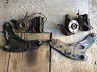 Поворотний кулак маточина цапфа Renault Trafic, Opel Vivaro, Nissan Primastar, фото 1