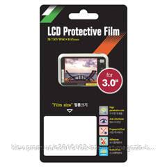 "Защитная пленка для фотоаппарата MATIN LCD PROTECTIVE FILM 3.0"""