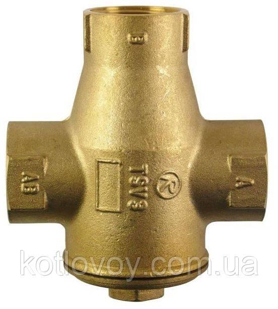"""Трехходовой смесительный клапан  DN50 2"""", 65°"""