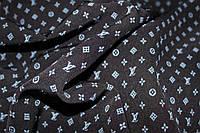 Ткань костюмка дизайн луи витон