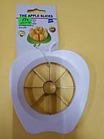 Яблокорезка в форме яблока