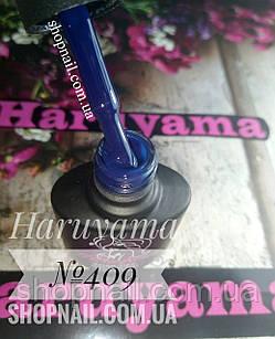Гель-лак Haruyama №409 (синий), 8 мл, фото 2