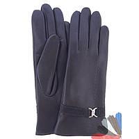 Женские перчатки из натуральной кожи на шелковой подкладке модель 365.
