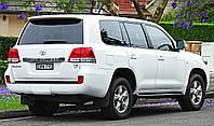 Разборка запчасти на Toyota Land Cruiser 200 (2007-2012)