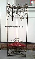 Кованые диванчики угловые