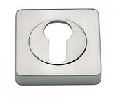 Накладка  под ключ (цилиндр)Gamet Plt-24z-pz-06-kw сатиновый никель