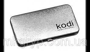 Футляр для пинцетов Kodi Professional, Цвет: серебро