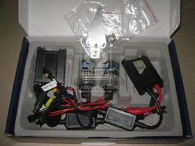 Ксенон HID H7 35W 12v 6000К DC комплект(2 hid+2 блока) (арт. HID 6000К DC 35W 12v), AEHZX