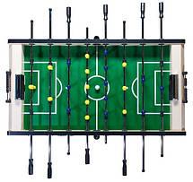 Настольный футбол Milan - 140 х 74 х 86 см, фото 3