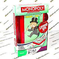 """""""Монополия"""" - Дорожный вариант, настольная игра , фото 1"""