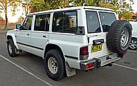 Разборка запчасти на Nissan Patrol Y60 (1989–1998)