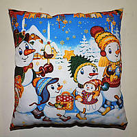 Подушка Новогодняя , фото 1