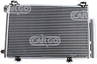 Радиатор кондиционера Тойота ярис версо Toyota Yaris Verso 1.0, 1.3, 1.4 D, 1.5 (1999-);