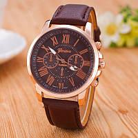 Часы женские Geneva  Charm  коричневые
