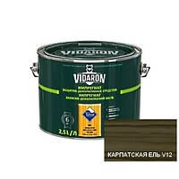 Пропитка (антисептик) Vidaron IMPREGNAT V12 Карпатская ель 2,5 л