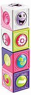 Роликовые блоки, цветы и цифры Roller Blocks, Flowers and Numbers