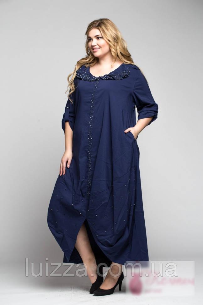 96c6f908c4c Женское турецкое платье расшитое жемчужинами