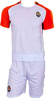 Форма футбольная детская Шахтар (XS-S-M-L-XL) Белая , фото 1