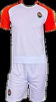 Форма футбольная детская Шахтар (XS-S-M-L-XL) Белая