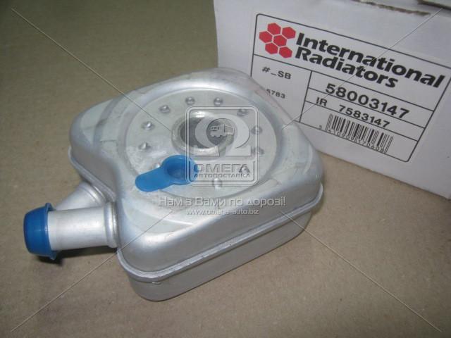 Радиатор масляный VARIOUS AUDI/FORD/SEAT (Van Wezel) (арт. 58003147), rqb1