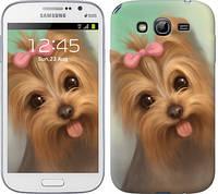 "Чехол на Samsung Galaxy Grand I9082 Нарисованный йоркширский терьер ""928c-66-328"""