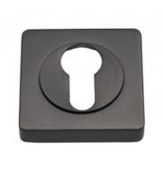 Накладка под ключ (цилиндр) Gamet Plt-24z-pz-11-kw-bl сатиновый графит