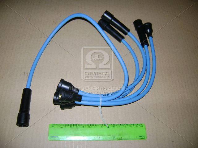 Провод зажигания ЗМЗ 402 силикон  5шт. (производство г.Щербинка) (арт. BTS2410), ABHZX