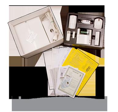 Комплект GSM сигнализации Jablotron JK-82