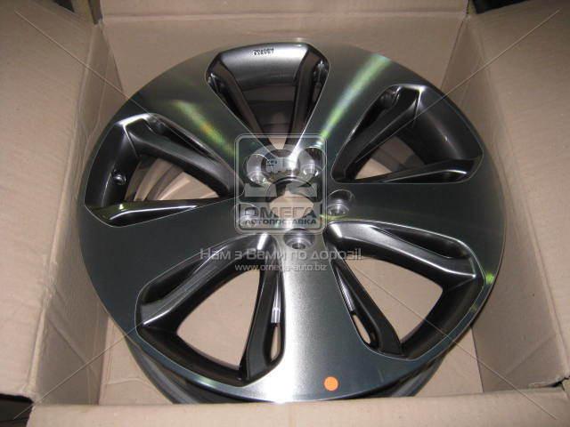 Диск колесный литой 15 Hyundai Santa Fe 10- (производство Mobis) (арт. 529102B480), AIHZX